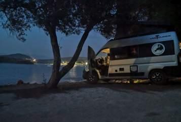 Buscamper Peugeot Mörpelmobil in Penzberg huren van particulier