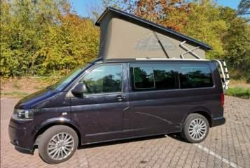 Kampeerbus VW VW California in Konstanz huren van particulier