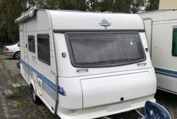 Caravan Hobby Wohni  in Wesseling huren van particulier