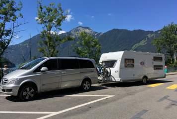 Caravan Dethleffs Dethleffs 510TK in Radolfzell am Bodensee huren van particulier