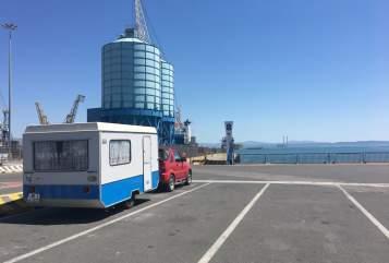 Caravan Bastei Bastei DDR in Alzenau huren van particulier