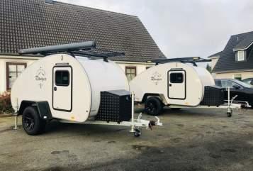 Caravan Mustang Hero Ranger  in Berlin huren van particulier