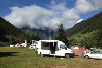 Buscamper Peugeot  Gordito in Freiburg im Breisgau huren van particulier