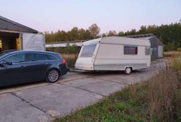 Caravan Caravelair  Bastian in Jena huren van particulier