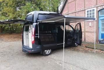 Kampeerbus Ford Nugget in Soltau huren van particulier