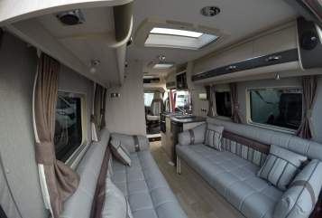 Buscamper Auto Sleepers RUBY_WarwickXL  in Olfen huren van particulier