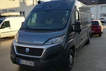 Buscamper Knauss RickyRic in Linkenheim-Hochstetten huren van particulier