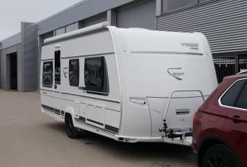Caravan Fendt-Caravan Free Bravo in Lübeck huren van particulier