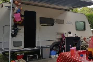 Caravan Caravelair Martijn in Hattem huren van particulier