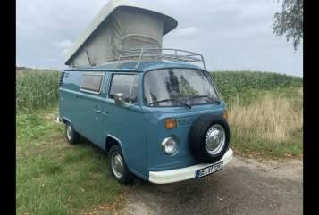 Kampeerbus VW t2 Olaf in Schongau huren van particulier