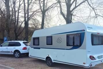 Caravan Knaus  adventure4two in Weißenburg im Bay. huren van particulier