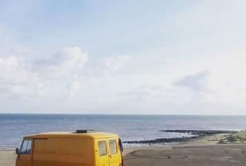 Kampeerbus Peugeot Jee in Maarn huren van particulier