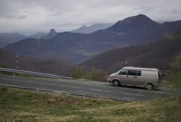 Kampeerbus Volkswagen  Stip in Ruinerwold huren van particulier