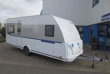 Caravan Knaus Knaus Sport FU in Neustadt huren van particulier
