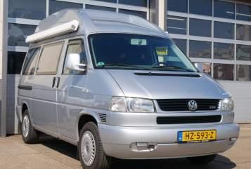 Kampeerbus VW Cali Sport in Opperdoes huren van particulier