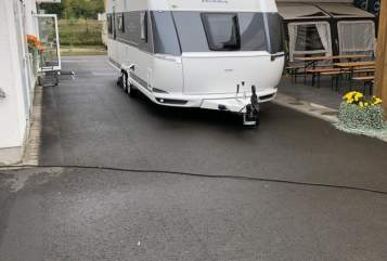 Caravan Hobby Wohni in Erfurt huren van particulier