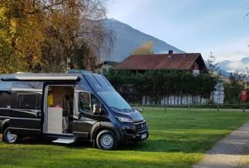 Buscamper Knaus Max in München huren van particulier