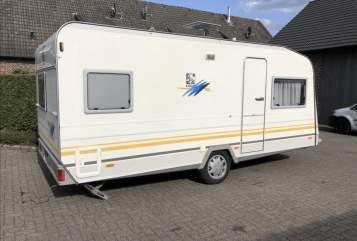 Caravan Knaus Südwind Maxi  in Münster huren van particulier