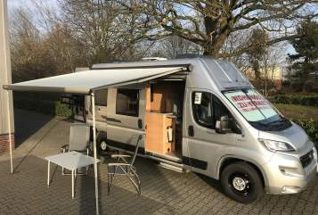 Buscamper Weinsberg CaraTour 600 DQ in Gronau huren van particulier