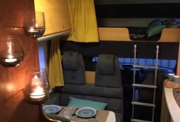 Alkoof Chausson Huis op wielen in Breda huren van particulier