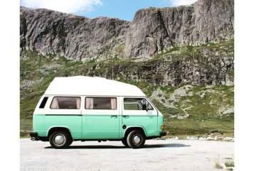 Kampeerbus Volkswagen Volkswagen T3 in Drachten huren van particulier