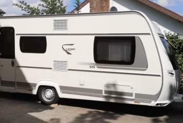 Caravan Fendt Familiencamper  in Rheinbach huren van particulier
