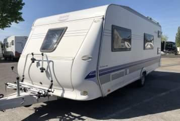 Caravan Hobby  Leo in Dortmund huren van particulier
