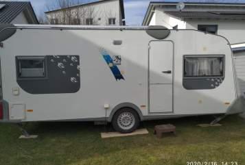 Caravan Knaus Knaus Eurostar in Erbach huren van particulier