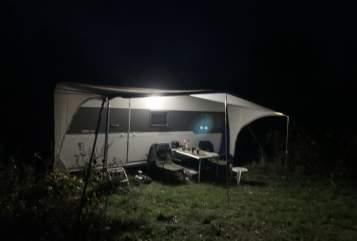 Caravan Knaus Knaus Südwind in Erfurt huren van particulier