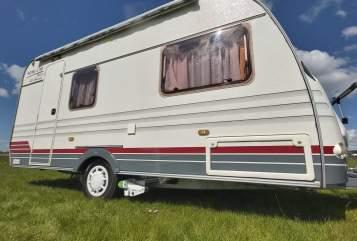 Caravan Home-Car Homey in Winschoten huren van particulier