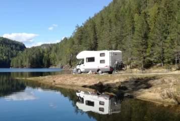 Alkoof Home-Car Camper to go in Asperen huren van particulier