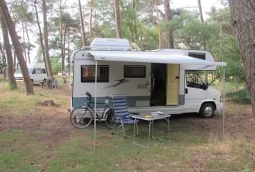 Alkoof Peugeot TokoH in Den Haag huren van particulier