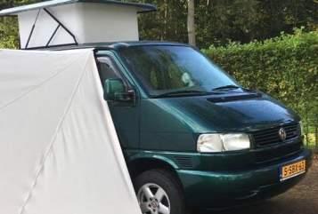 Buscamper VW VW Multivan T4 in Utrecht huren van particulier