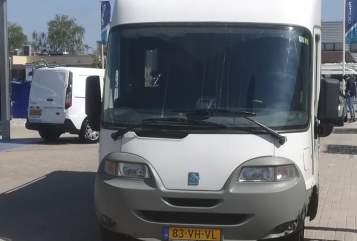 Integraal Knaus BillyBob in Alkmaar huren van particulier