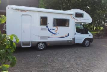 Alkoof XGO Familie-camper! in Twello huren van particulier