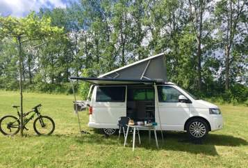 Kampeerbus Volkswagen Cali in Herzogenaurach huren van particulier