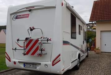 Halfintegraal Fiat Ducato Büffi in Nüdlingen huren van particulier