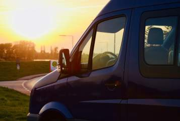Buscamper VW Crafter  Bruno in Hamburg huren van particulier