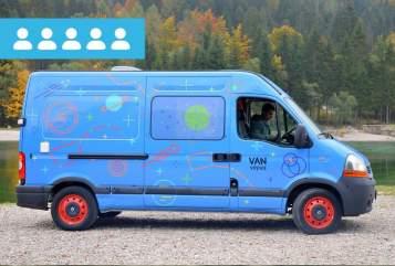 Buscamper Renault Nordung in Penzberg huren van particulier