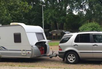 Caravan Wilk Wohnwagen  in Mittenwalde huren van particulier
