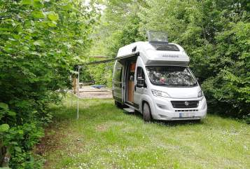 Buscamper Weinsberg KaTo in Niddatal huren van particulier