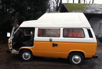Kampeerbus VW Buzza Buzz in Berlin huren van particulier