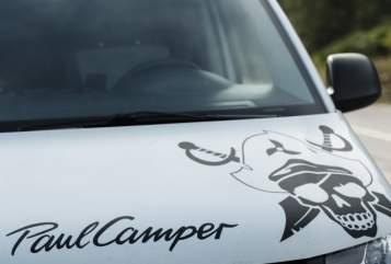 Kampeerbus Volkswagen bobbi in Nordhausen huren van particulier