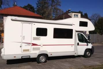 Alkoof Trigano  Auto Roller in Nürnberg huren van particulier