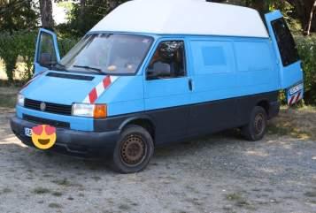 Kampeerbus VW Balu in Kahl am Main huren van particulier