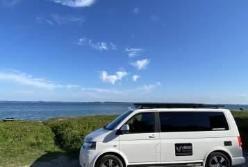 Kampeerbus VW HARVEY in Raa-Besenbek huren van particulier