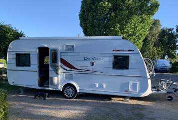 Caravan Tabbert Tabbert in Arnsberg huren van particulier