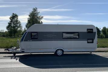Caravan Hobby Hobby_540_HRO in Rostock huren van particulier