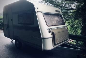 Caravan Avento  Surfin' Stevie in Heidelberg huren van particulier