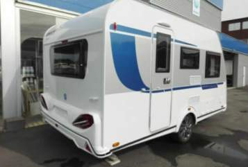 Caravan Knaus Sport  Leo  in Engelskirchen huren van particulier
